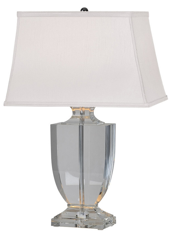 Beckton Table Lamp - Crystal