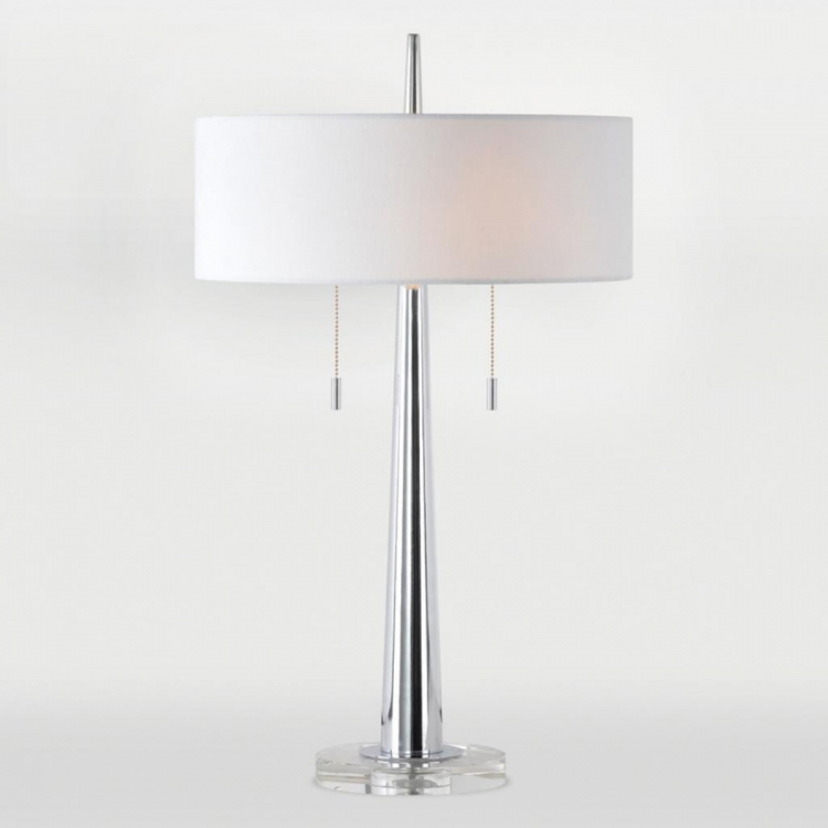 Chios Table Lamp - Chrome