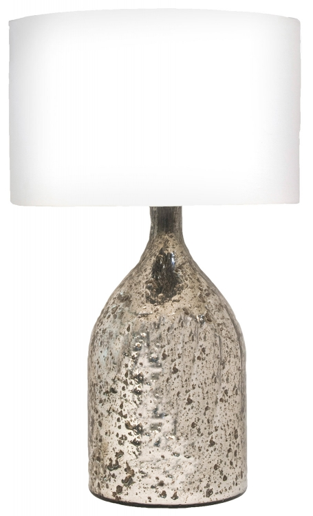 Amberlea Table Lamp - Rough Antique Chandi