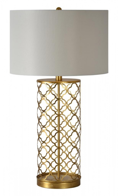 Stardust Table Lamp - Gold leaf