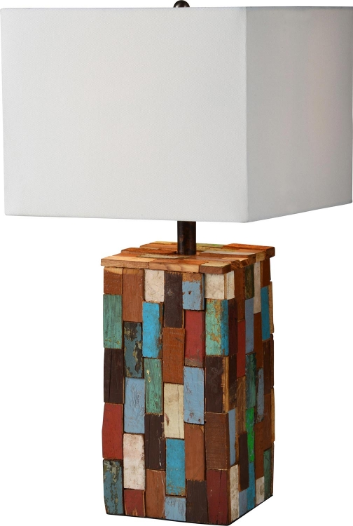 Stories Table Lamp - Multi Color