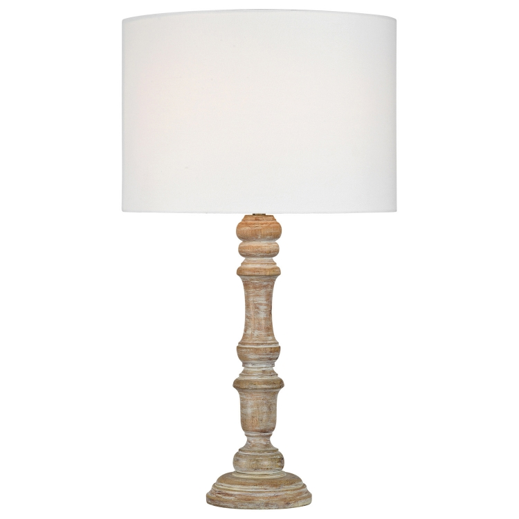 Huntington Table Lamp - Natural