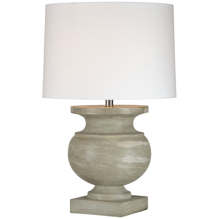 Arcadia Table Lamp - Light Green