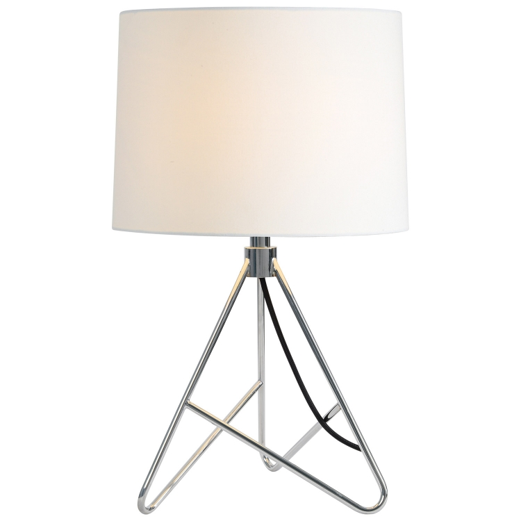 Marshall Table Lamp - Chrome
