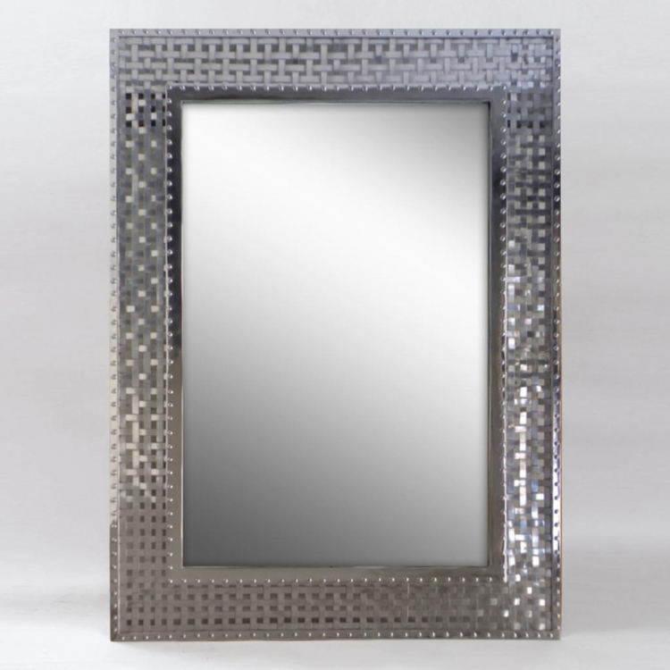 Sesame Mirror - Polished Nickel
