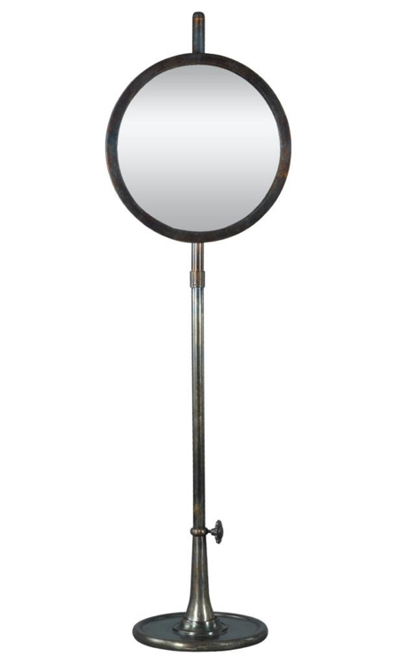 Javelin Mirror - Cobalt blue