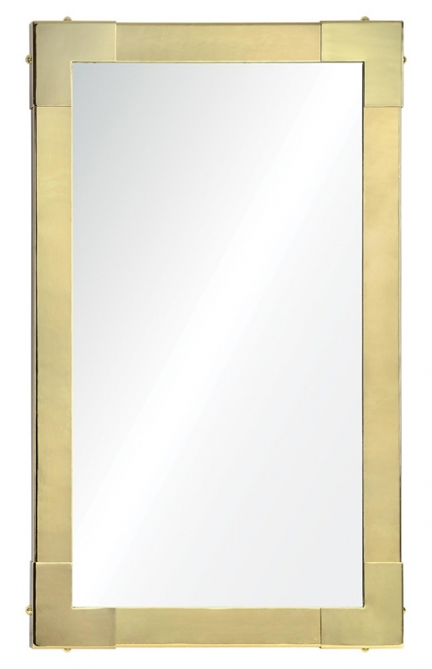 MT1535 Constantine Mirror - Gold Plated