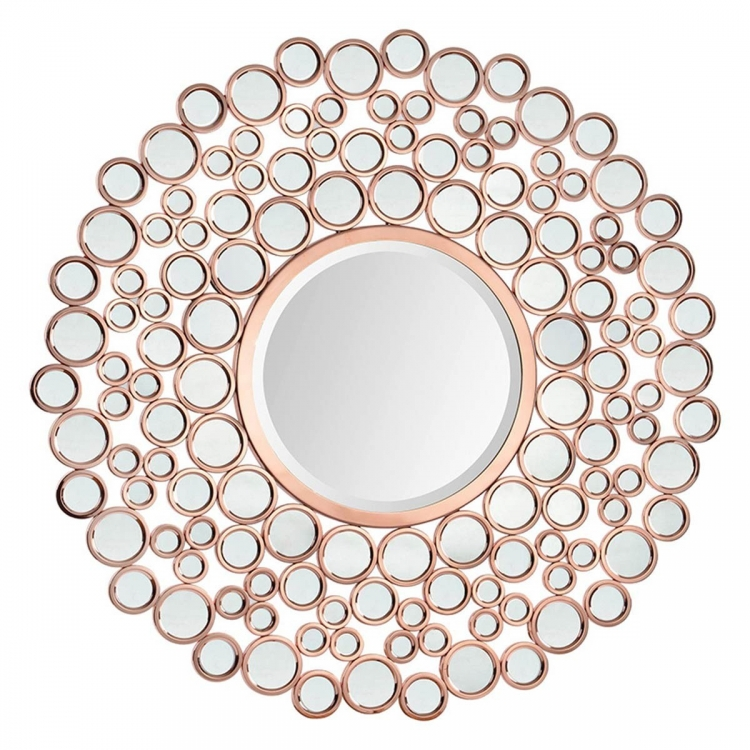 MT1567 Celeste II Mirror - Shiny Copper