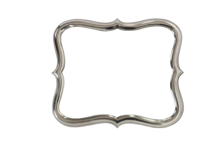Winsford Mirror - Chrome Plated