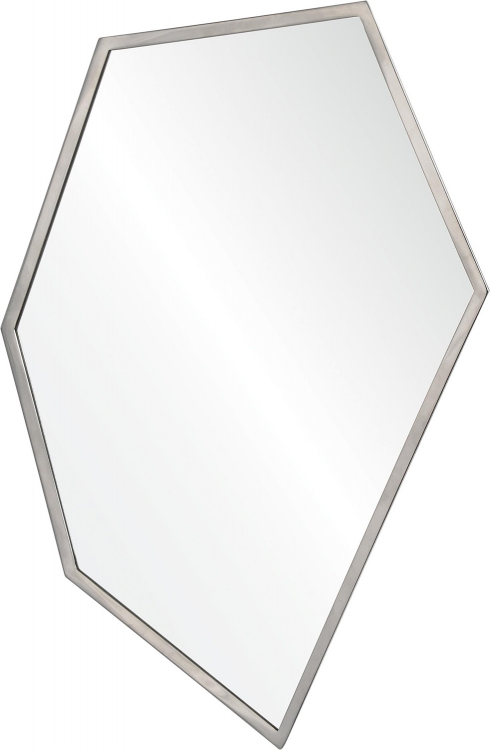 Croquet Mirror - Stainless Steel