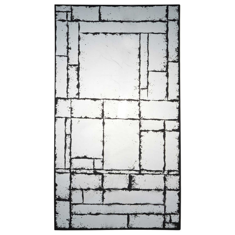 Fletcher Rectangular Mirror
