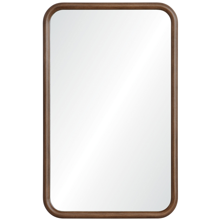 Dickens Rectangular Mirror - Wood