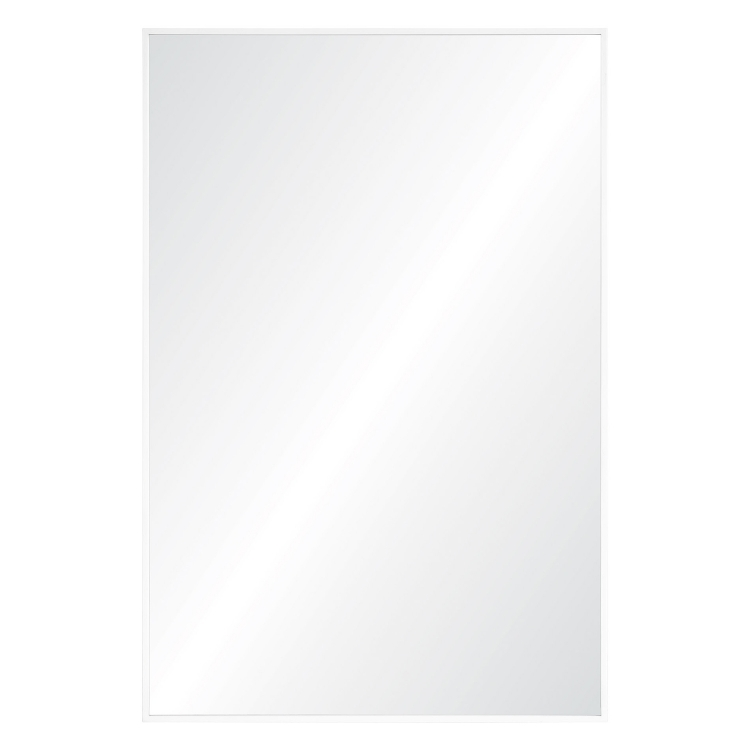 Reynolds Rectangular Mirror - White
