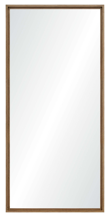 Kelso Rectangular Mirror - Varnish