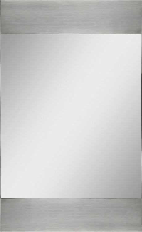 MT957 Portrait Mirror - Silver