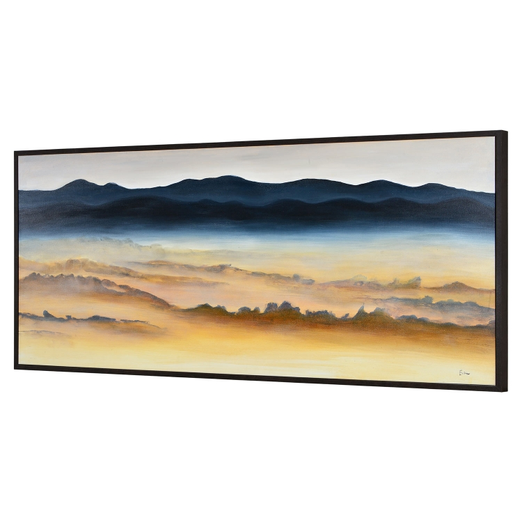 Baird Canvas Painting - Matte