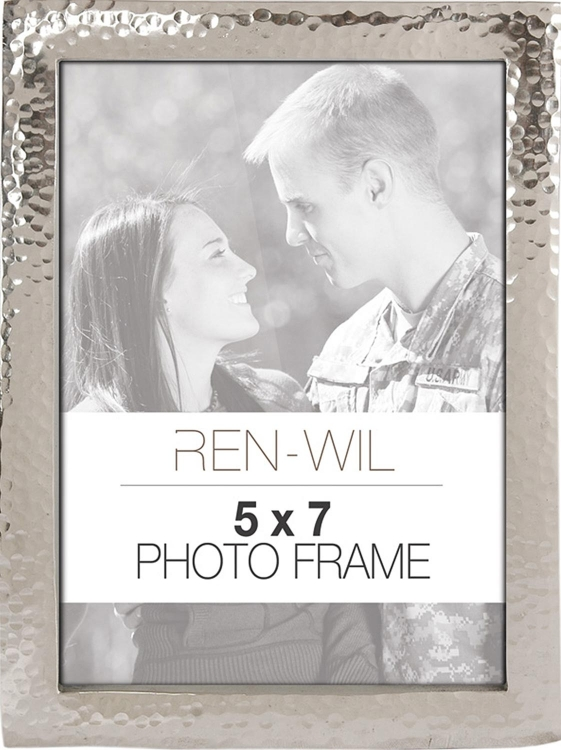 Joselyn Photo Frame I Statue - Chrome - Ren-Wil