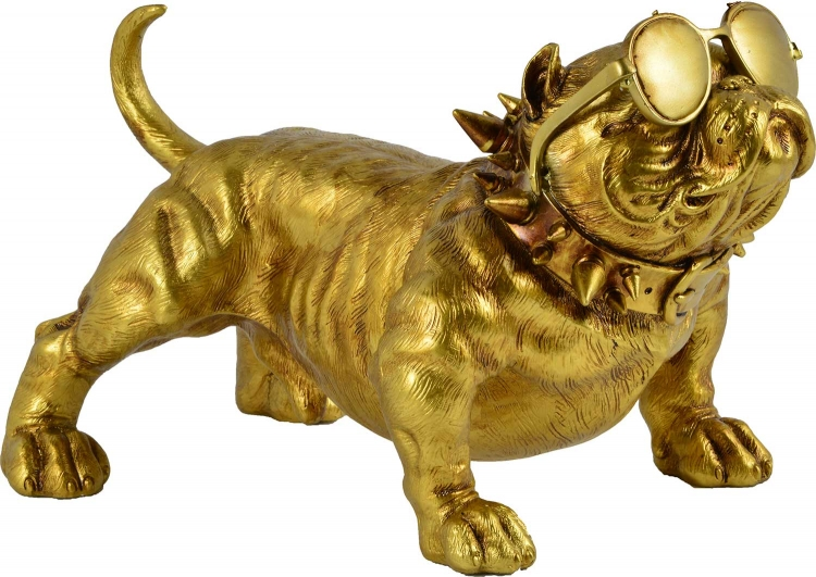 Bailey Statue - Gold