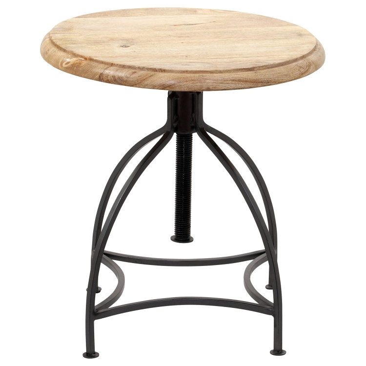 Fairmount Accent table - Natural/Black