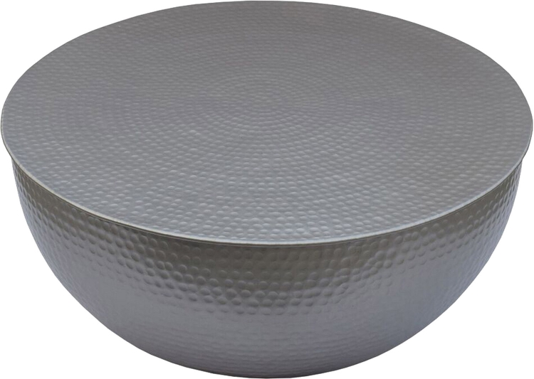 Cooper Coffee Table - Pewter