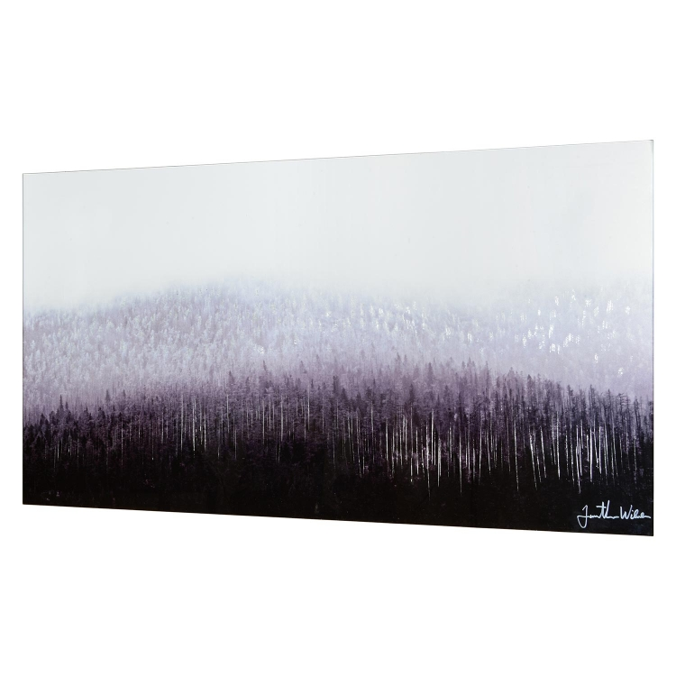 Hampshire Wall Decor Painting - Glass