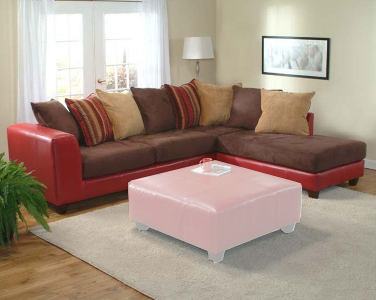 Ruby Sectional Sofa - Seven Devils
