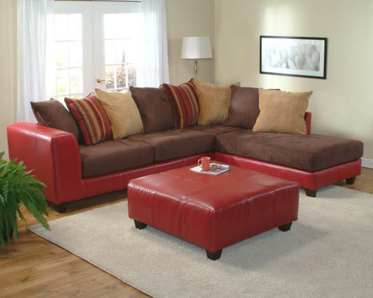 Ruby Sectional Sofa Set - Seven Devils