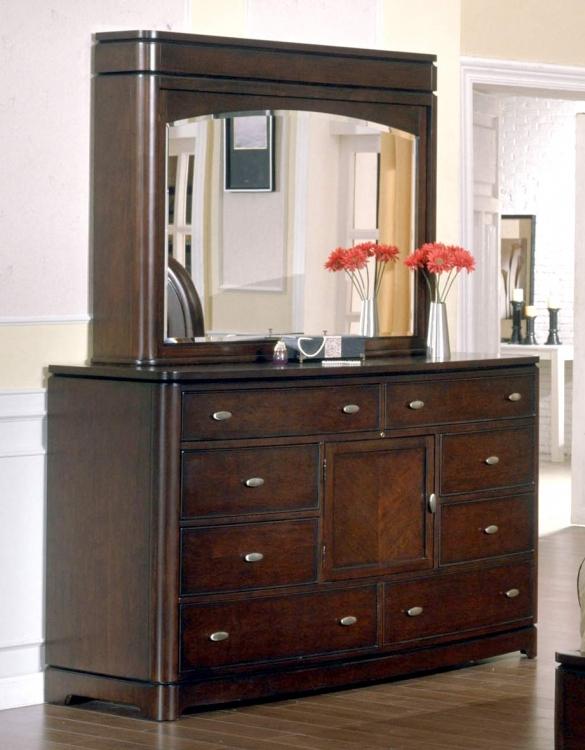 Miami Dresser with Mirror