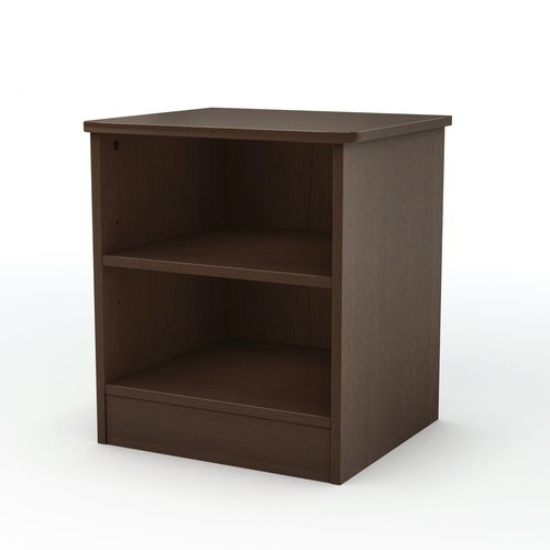 Smart Basics Chocolate Night Stand - South Shore
