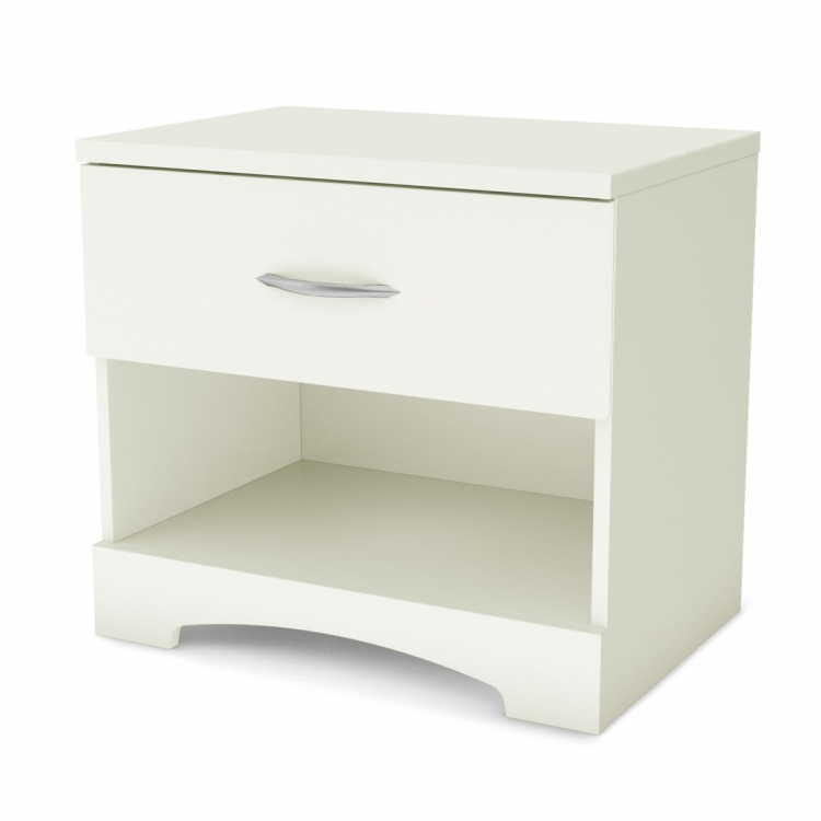 Step One Night Stand - Pure White