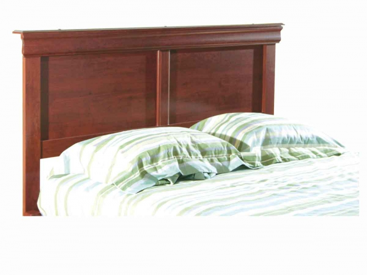 Vintage Classic Cherry Queen/Full Headboard - South Shore
