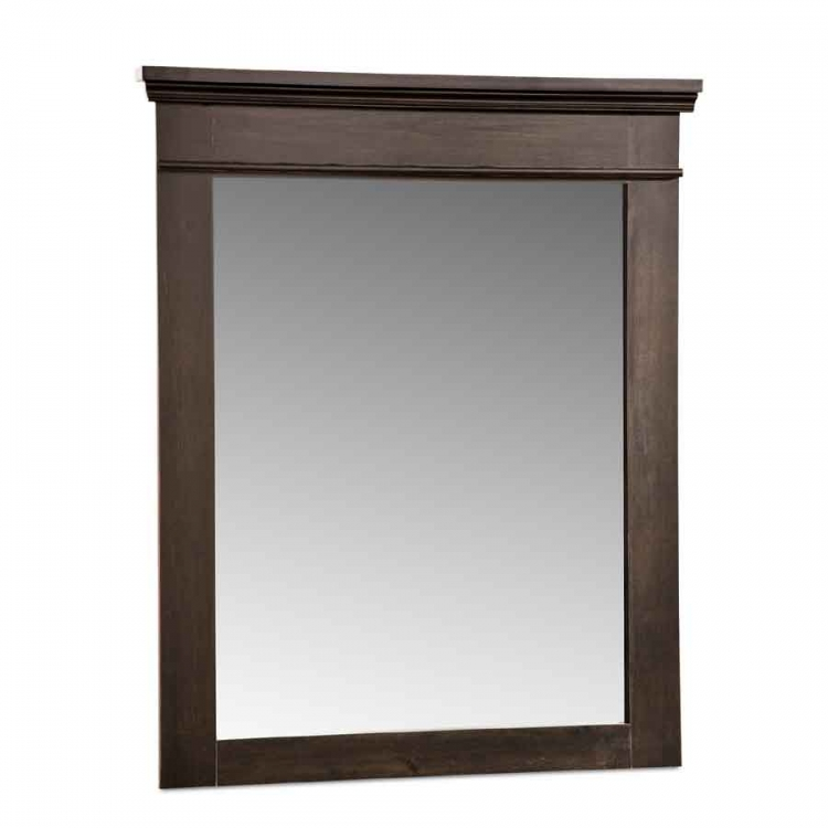 Versa Ebony Mirror - South Shore