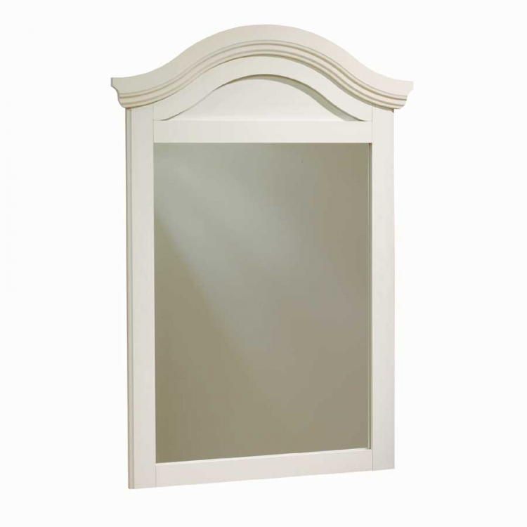 Summer Breeze Vanilla Cream Mirror - South Shore