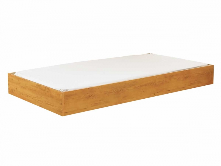 South Shore Prairie Country Pine Twin Trundle Bed