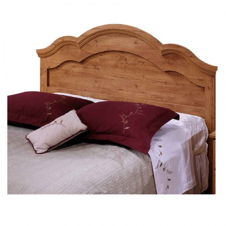 Prairie Country Pine Headboard