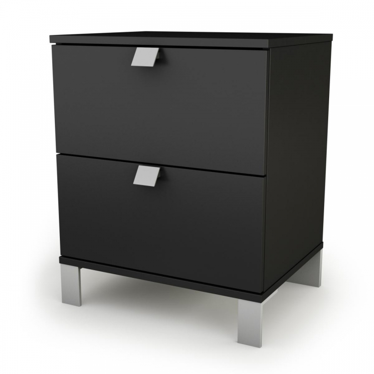 Spark Night Stand - Pure Black