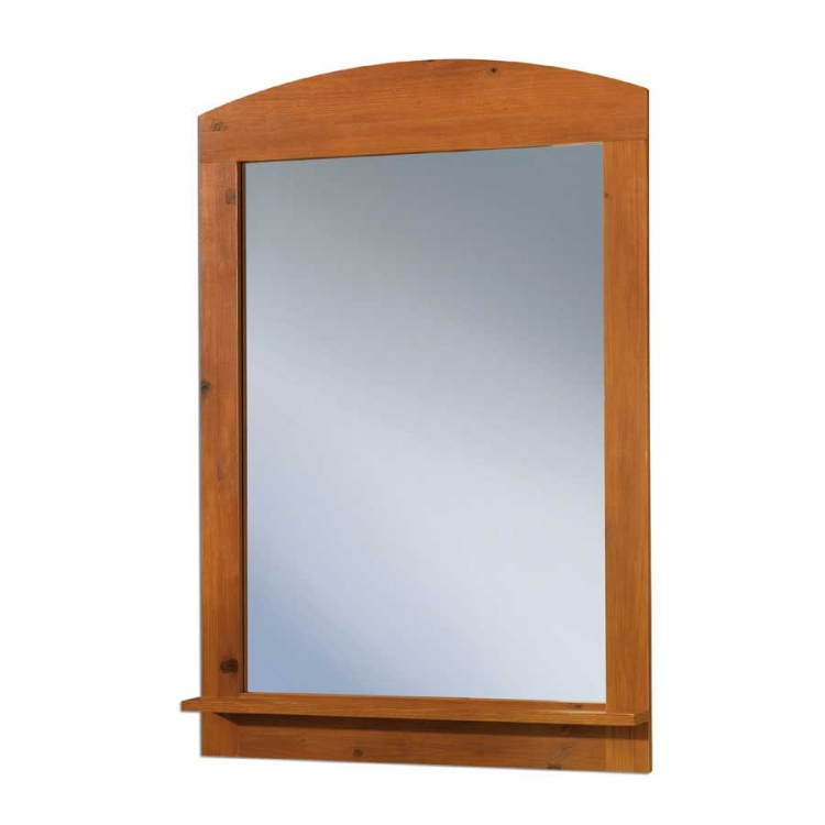 Logik Sunny Pine Mirror - South Shore