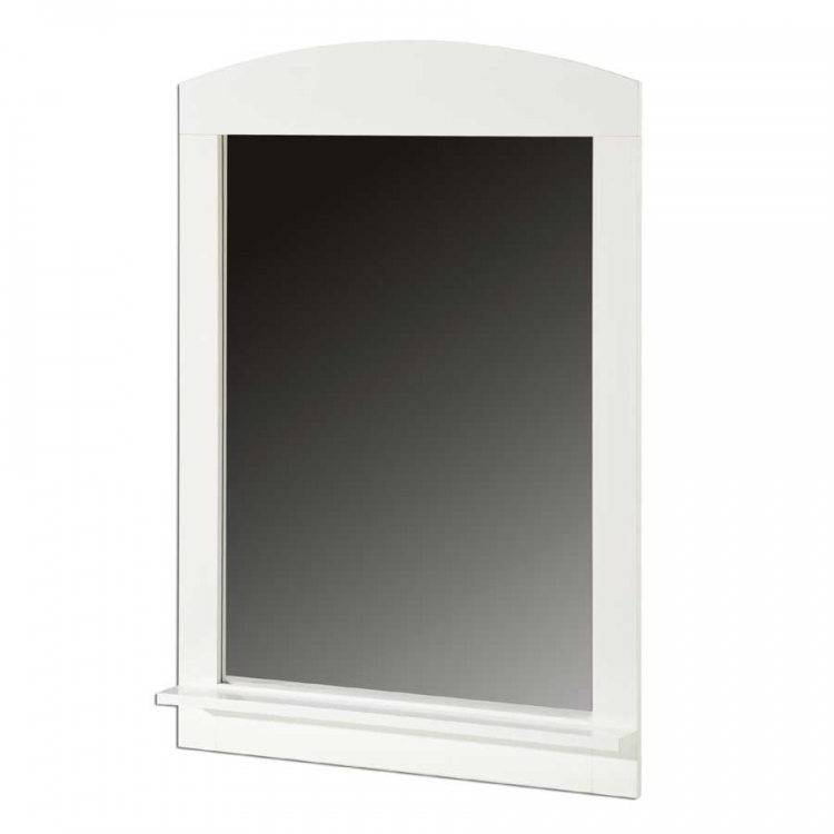 Logik Pure White Mirror - South Shore