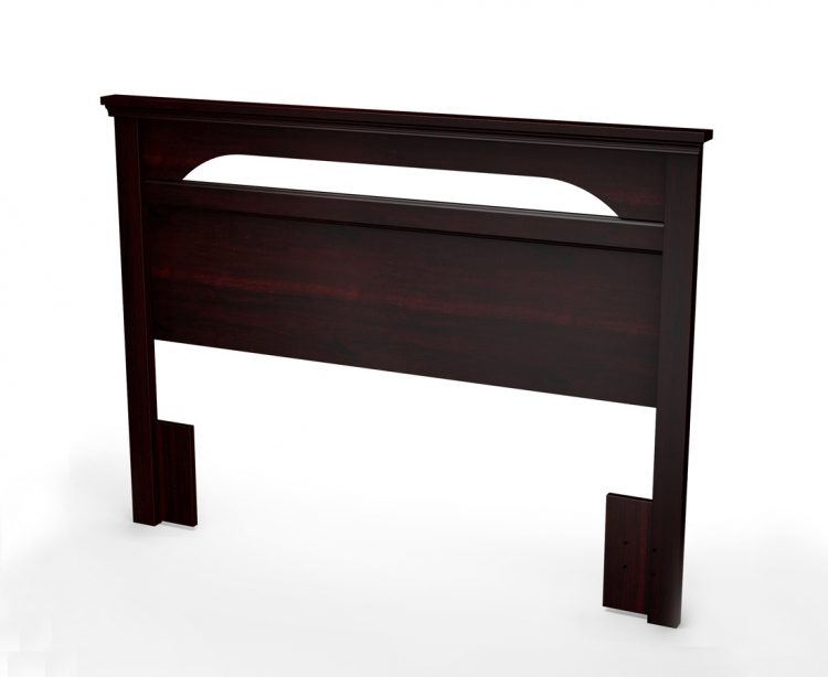Noble Dark Mahogany Full/queen Headboard - South Shore