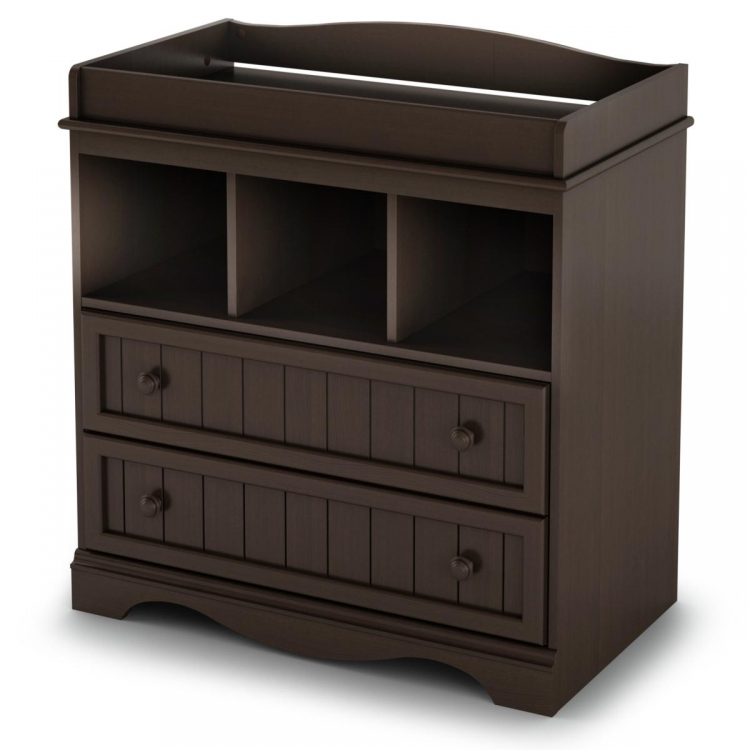 Savannah Changing Table - Espresso - South Shore