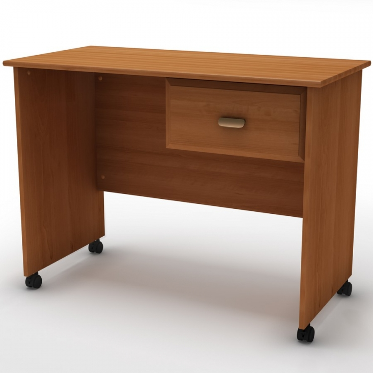 Imagine Morgan Cherry Small Desk - South Shore