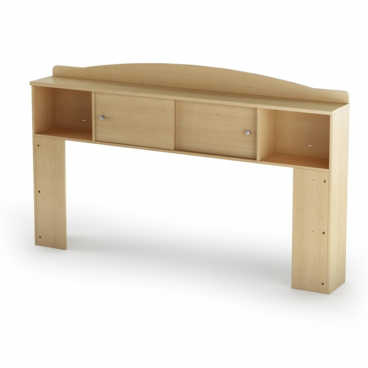 Clever Room Storage for the bed - Natural Maple - South Shore