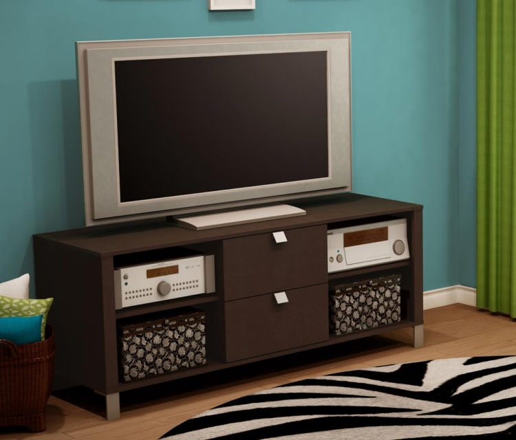 Cakao Chocolate TV Stand