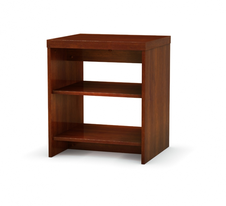 Skyline Sumptuous Cherry End Table