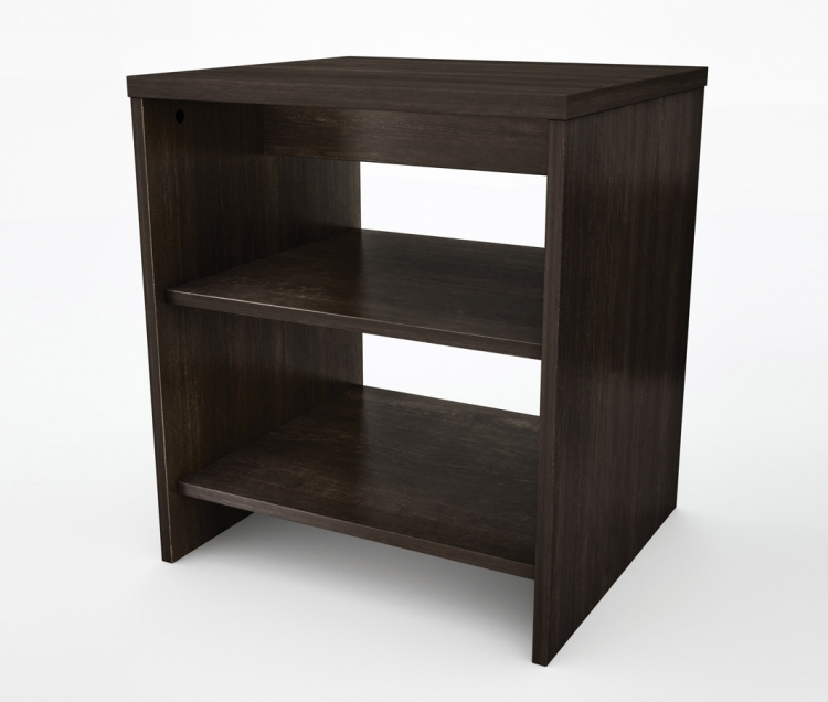 Spirit Ebony End Table - South Shore