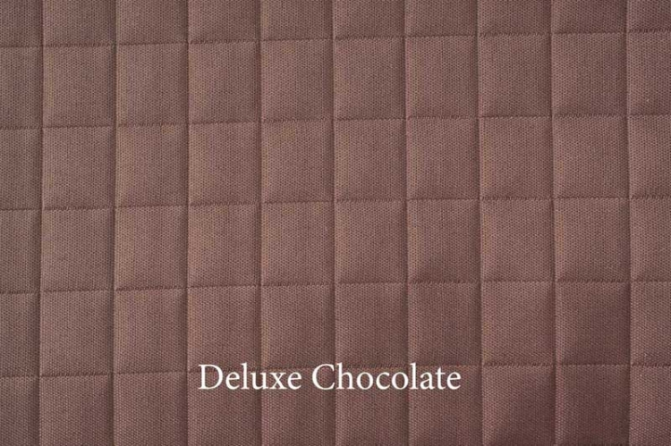 Chocolate Bedding-Southern Textiles
