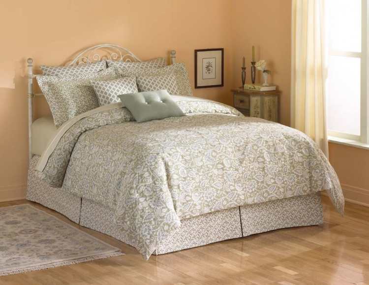 Grape Vine Bedding-Southern Textiles