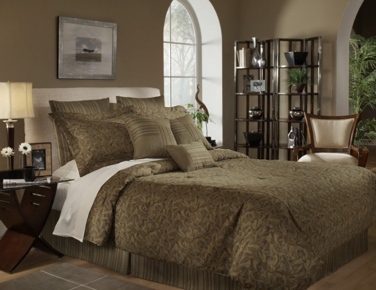 Partridge Bedding-Southern Textiles