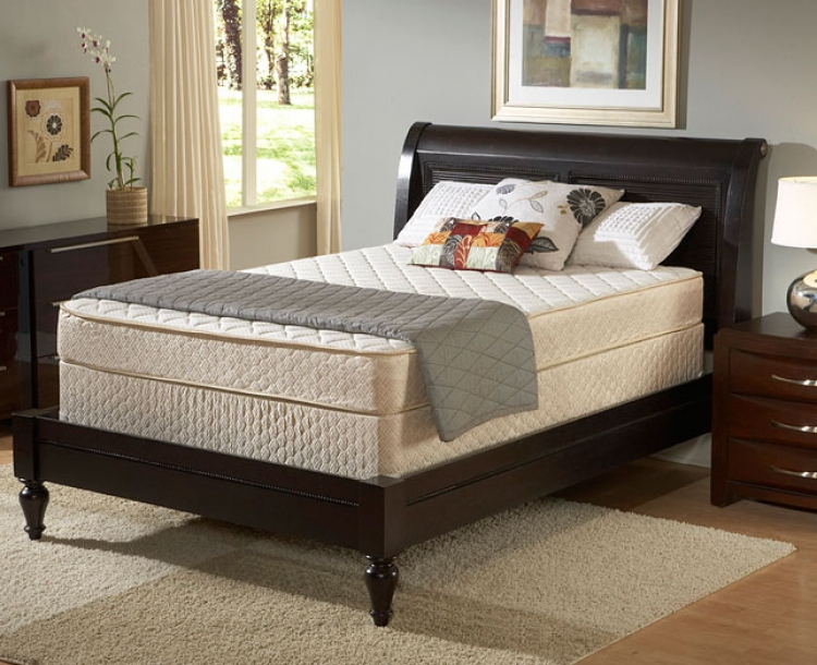 Plush Economy Innerspring Mattress