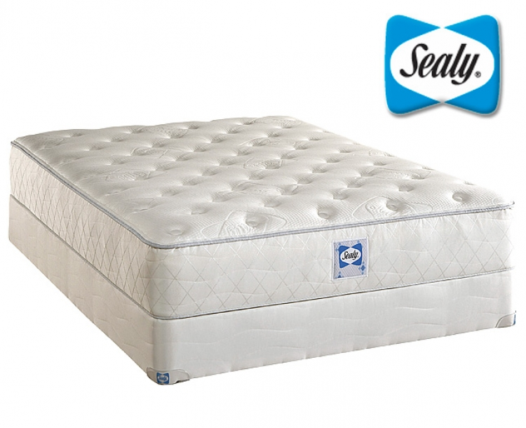 Plush Innerspring Mattress